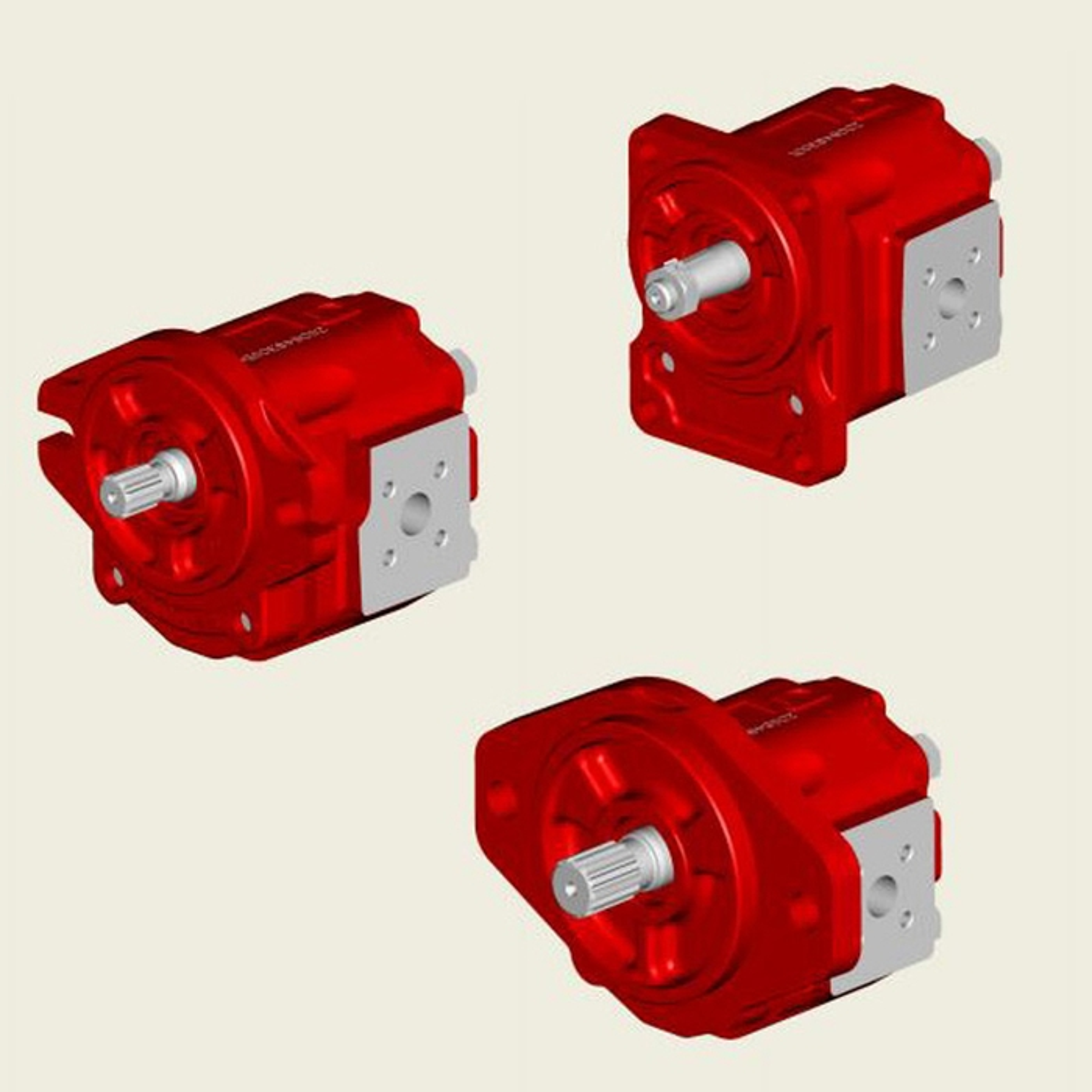 Bucher AP/APR212HP Fixed Displacement Gear Pump