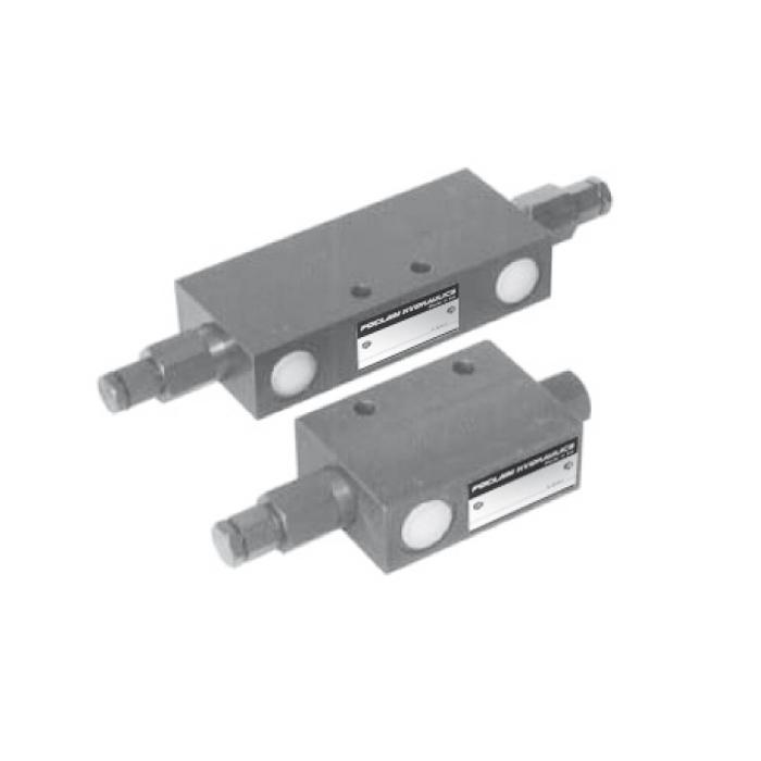 Poclain Check-Q-Meter BZV Series Valves