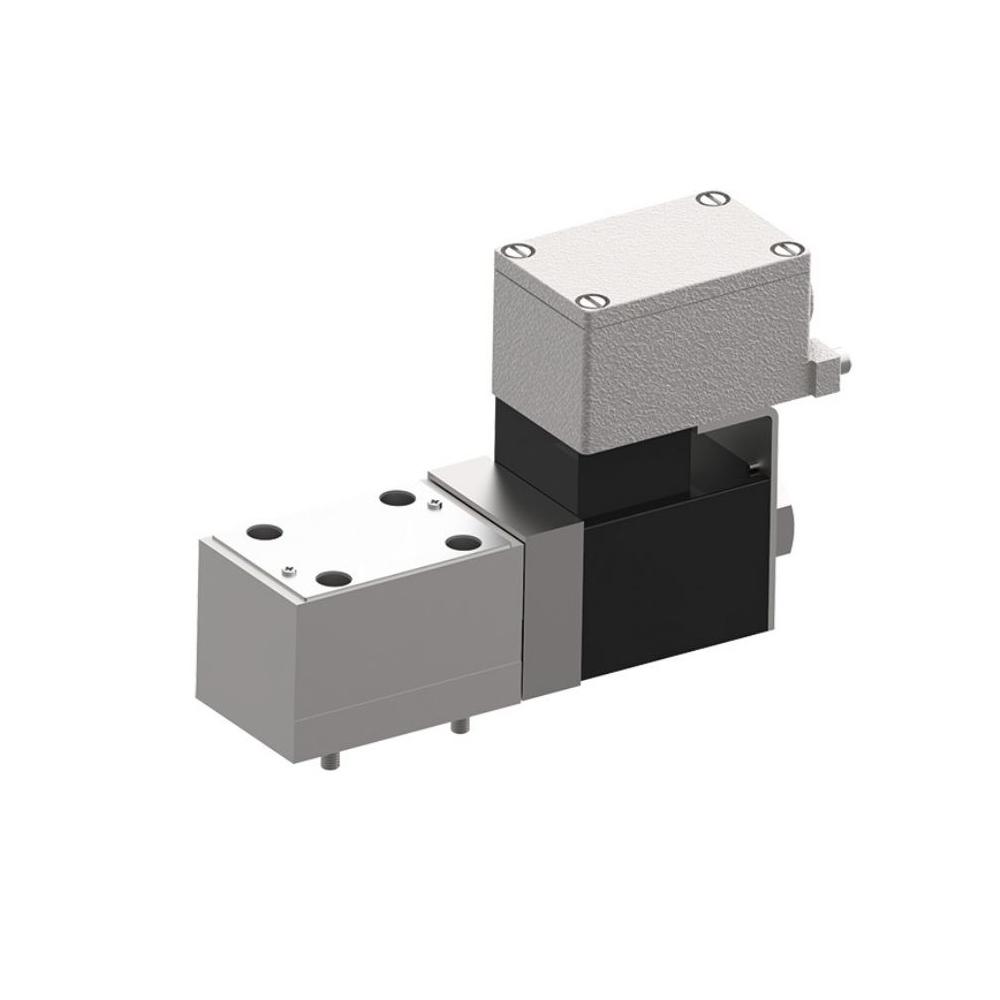 Bucher EEx-W2N43F/G 2/2 to 4/3 Solenoid Directional Seat Valve