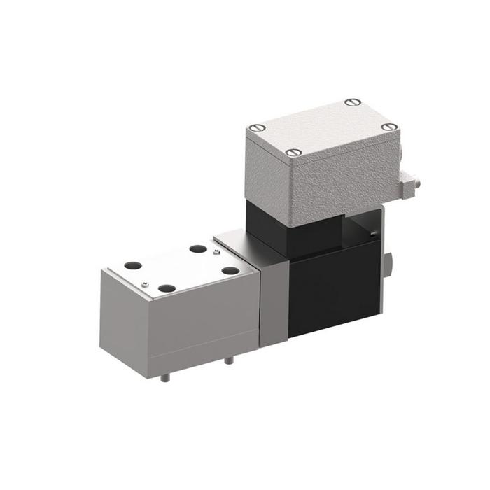 Bucher EEx-W2N44A 2/2 to 4/3 Solenoid Directional Seat Valve