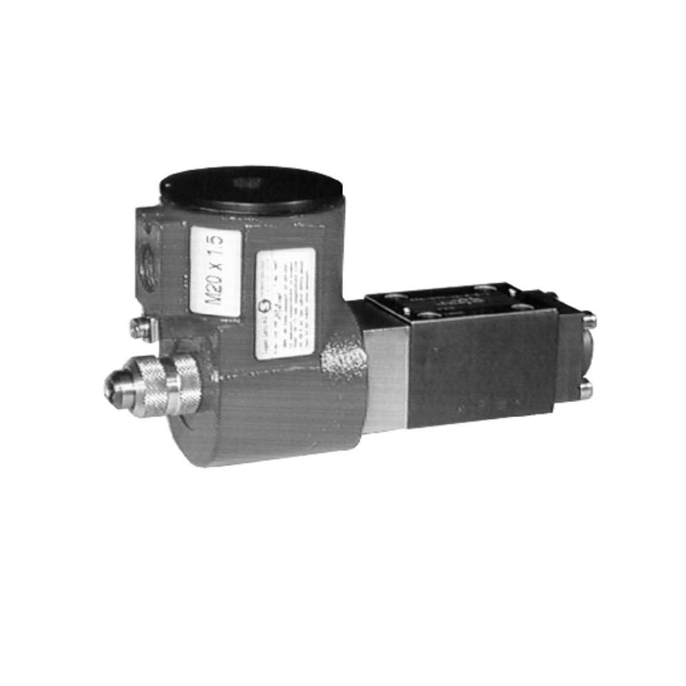 Bucher EExd-WEV 4/2 and 4/3 Solenoid Directional Valve