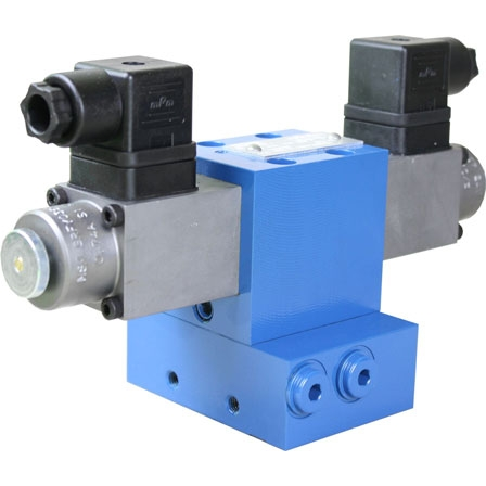 AMCA MDM-5 proportional pressure-reducing valve