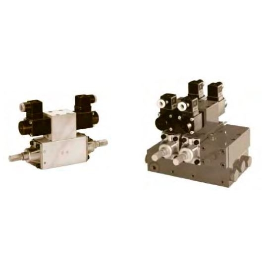 AMCA MEV Solenoid Proportional Directional Control Valve