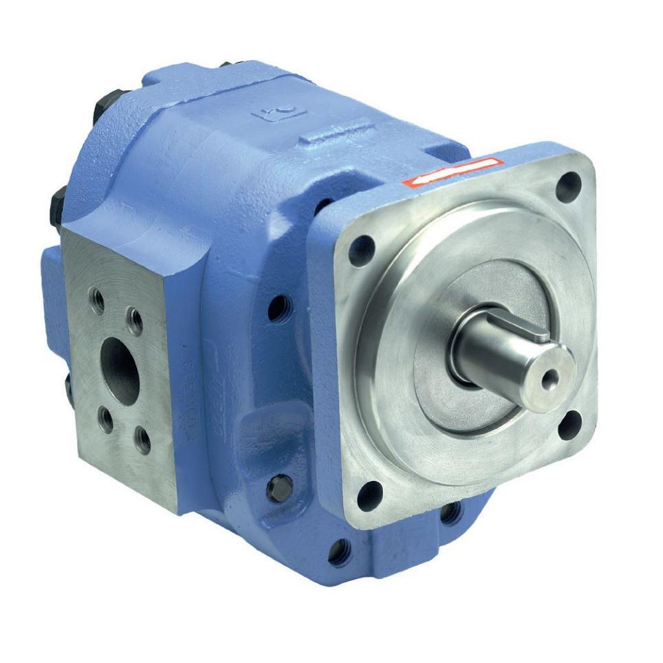 Permco 7600 Series Large Displacement Roller Bearing Pump