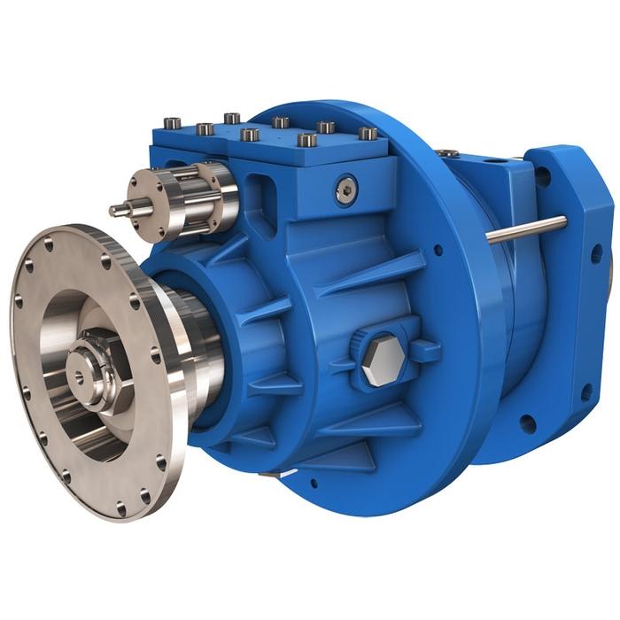 Poclain CDM222 Series Motors