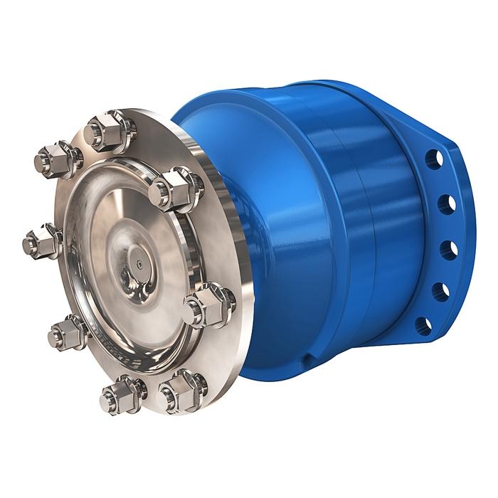 Poclain MS35 Series Multipurpose Motors