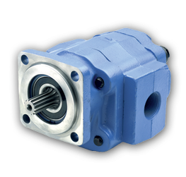 Permco 5000/5100 Series Meidum Displacement Roller Bearing Pump